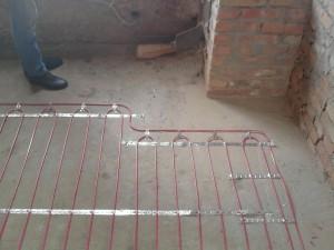 Теплый пол кабельный с Элиттепло
